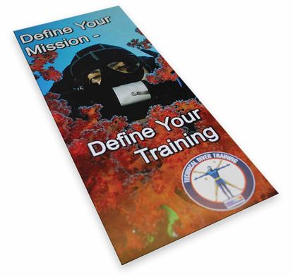 Picture of Brochure, NAUI Technical Diving