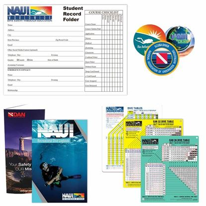 Picture of Student Supplement Kit with Traditional Dive Tables