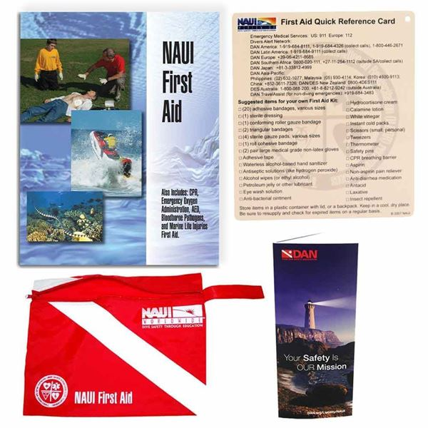 Picture of First Aid, NAUI First Aid Deluxe Student Kit
