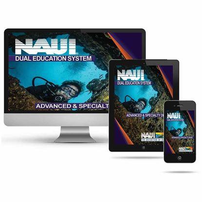 Picture of Advanced Scuba Diver & Specialty Scuba Diver: Digital NES
