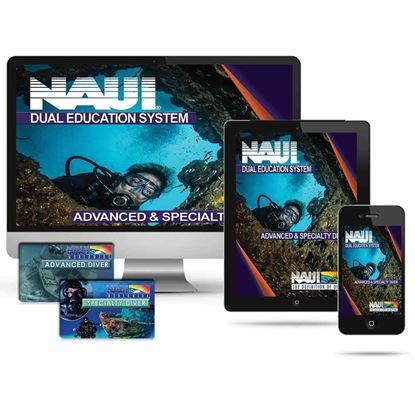 Picture of Advanced Scuba Diver & Specialty Scuba Diver: Digital Plus NES