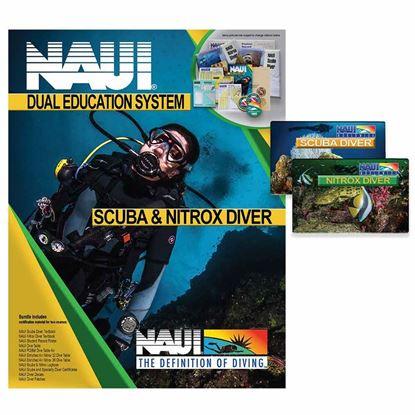 Picture of Scuba Diver & EANx Diver (RGBM): Premier NES