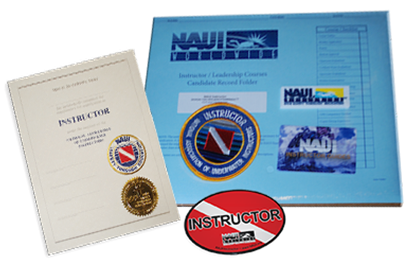 NAUI Instructor Candidate Packet