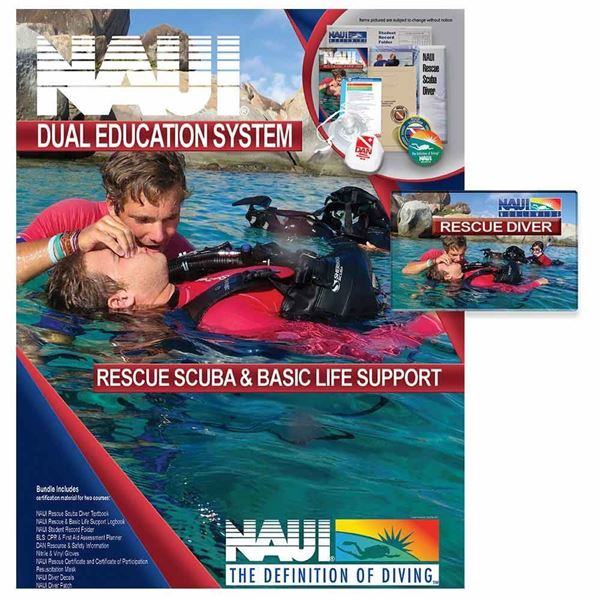 Picture of Rescue Scuba Diver & Basic Life Support (BLS) - Materials Only