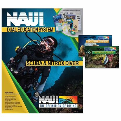 Picture of Scuba Diver & EANx Diver - Materials Only