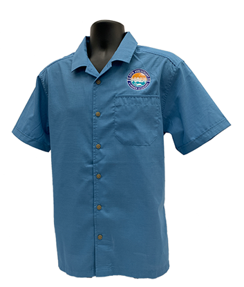 Picture of NAUI DEMA 2019 Button Down - Mens